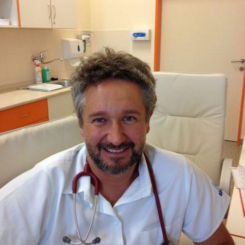 MUDr. Petr Smejkal, as.