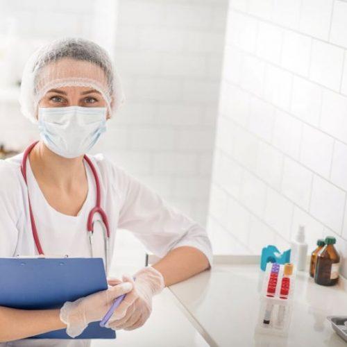 Odběry krve a testy