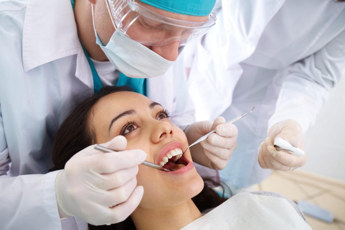 Перед отпуском к стоматологу